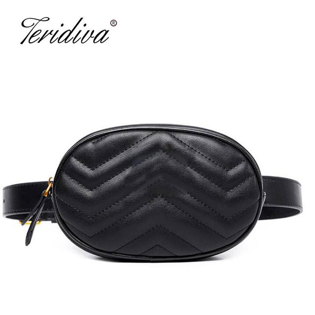 Luxury Handbags Women Bags Designer Waist Bag Fanny Packs Lady's Belt Bags Women's Famous Brand Chest Handbag Shoulder Bag Purse