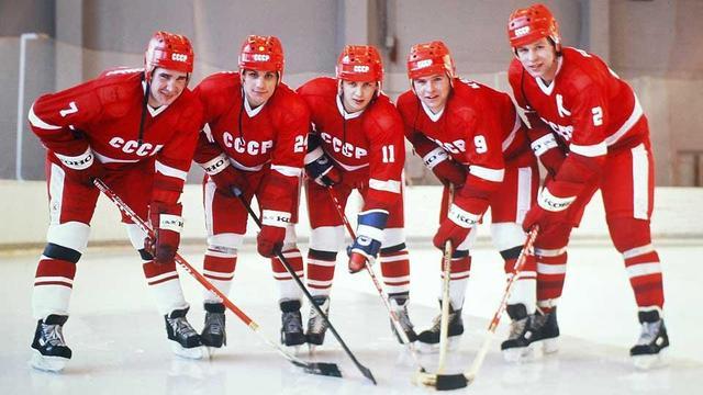 CCCP 1980 Away Viacheslav Fetisov  2 Lutch Russian Ice Hockey Jersey Free  shipping 4958f43a333