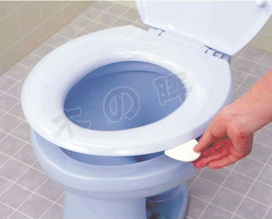 China Post // Toilet cover lid lift // Easy&Healthy 50pcs/lot, Free Shipping