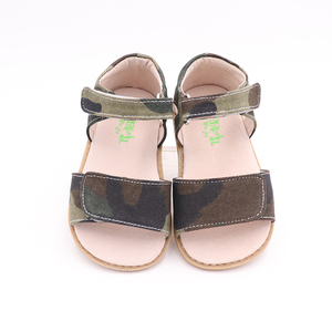 Image 1 - TipsieToes 2020 Summer Kids Shoes Brand Closed Toe Toddler Boys Sandals Barefoot Shoes Kids Sandals