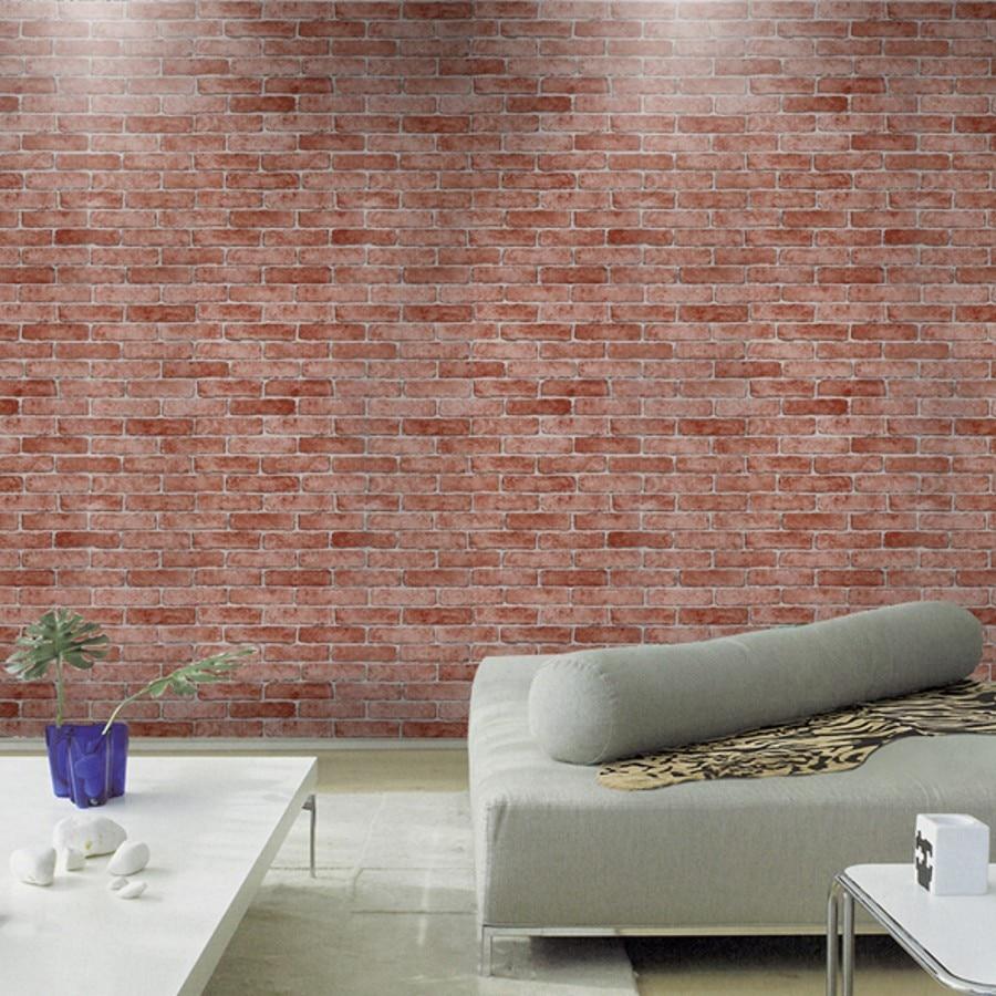 Online kopen Wholesale baksteen behang 3d uit China baksteen ...