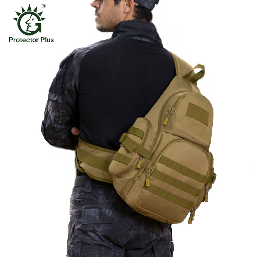 Field Tactical Backpack Outdoor Sport Laptop One Single Shoulder Bag Man Large Travel Bag Survival Military