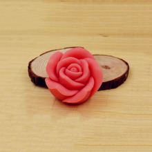 Big Rose Silicon Flower Candle Molds Silicone Molds for Plaster Handmade Silicone Soap Moulds
