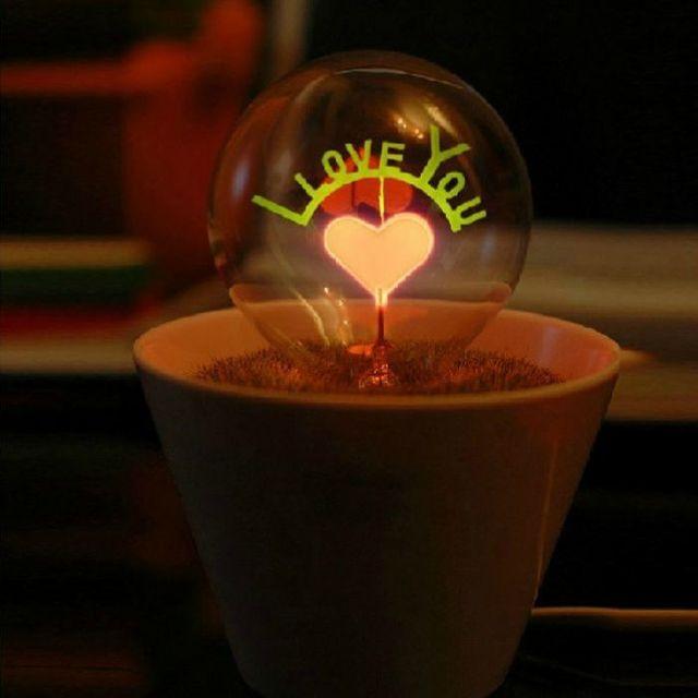 Aliexpresscom  Buy Christmas Gift Romantic Lovers Small Night