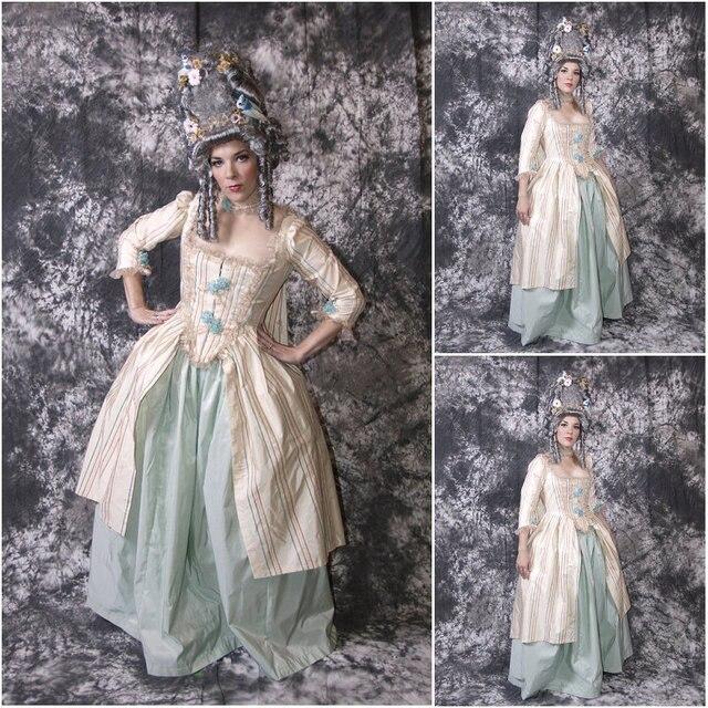 Kunden zu bestellen! 19 Jahrhundert Viktorianisches Kleid 1860 S ...