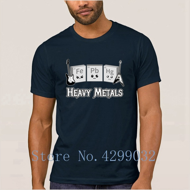 f2a2859b95e Personalised Periodic Table T Shirt Men casual Element t shirt T