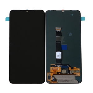 "Image 2 - 6.39"" Original Supor Amoled M&Sen For Xiaomi 9 Mi9 MI 9 LCD Display Screen Frame+Touch Panel Digitizer For MI 9 Explorer"