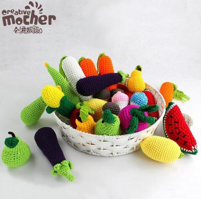 Neue Style1pcs Häkeln Bucht Spielzeug Weichen Umweltfreundliche