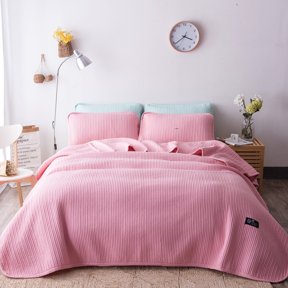 Pink Adults Bedroom Popular Pink Quilted Bedspread Buy Cheap Pink Quilted Bedspread