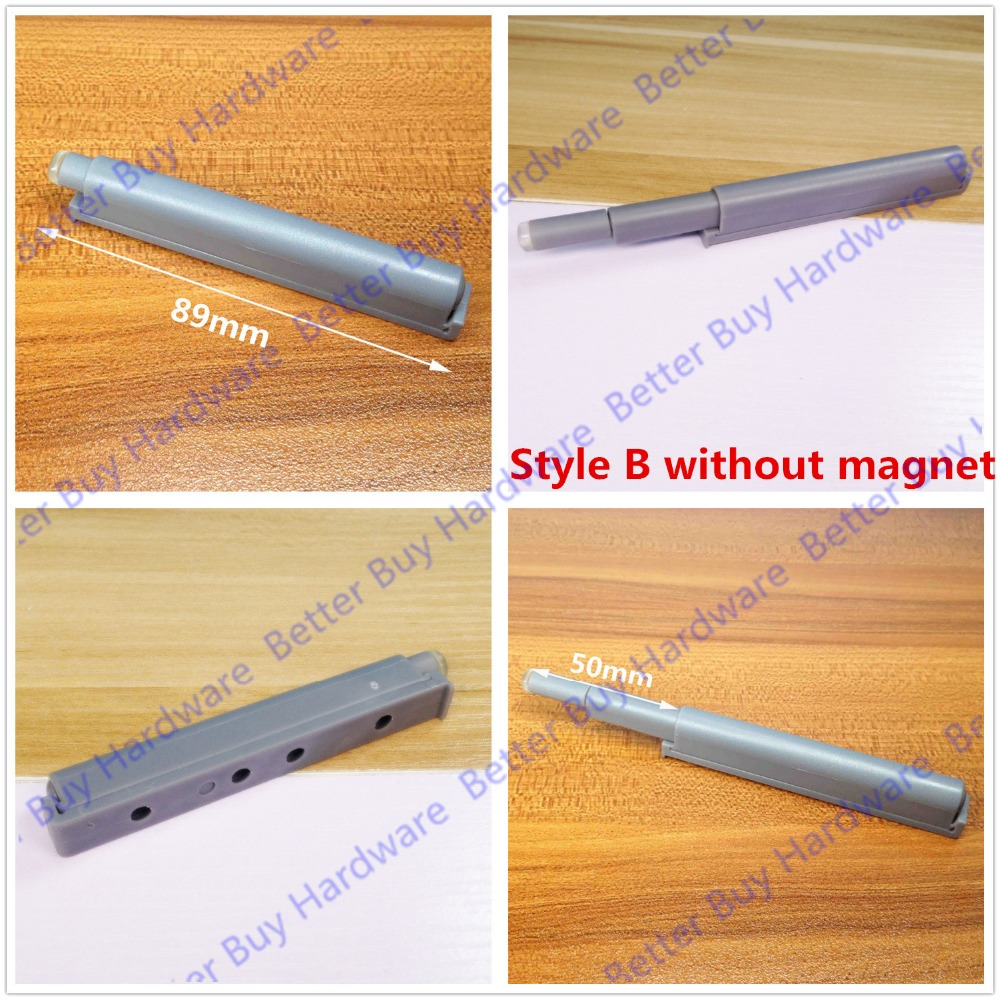 Magnet Kitchen Cupboard Doors Aliexpresscom Buy Magnet Push To Open System For Kitchen