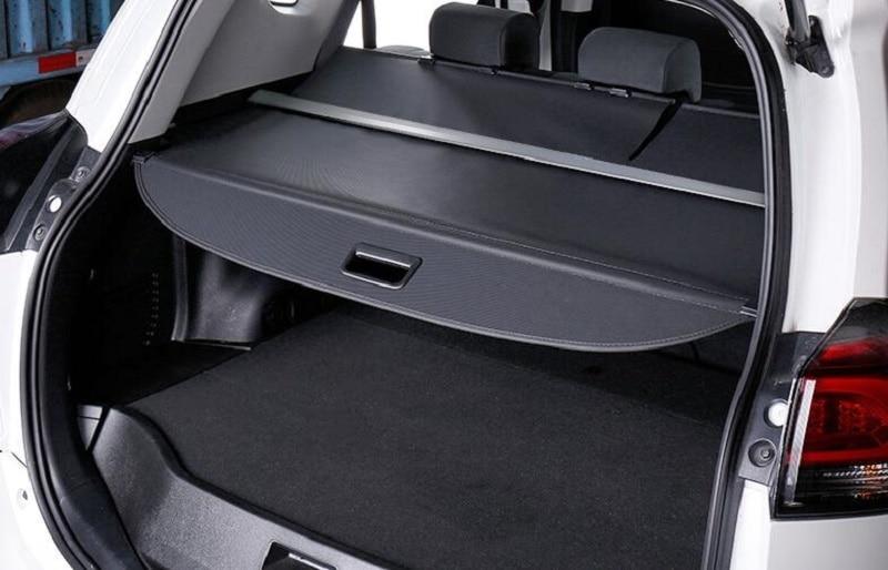 Auto Rear Trunk Cargo Cover For Toyota Rav4 2016 2018 Auto