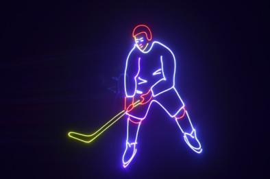 Besplatna dostava 3W lasersko svjetlo 3000mW RGB bijelo miješanje - Komercijalna rasvjeta - Foto 3