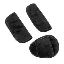 TiOODRE 高品質の車の安全シートベルトのショルダープロテクターベビーカーバスケット保護股シートベルトカバー