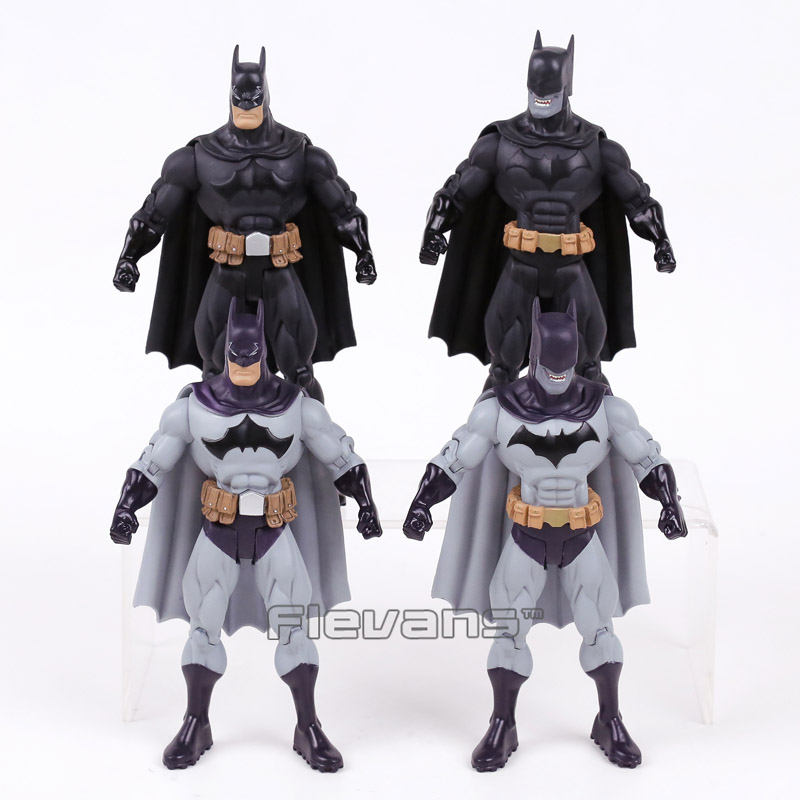 Batman Action Figure Boys Favourite Toys Evil Batman Joint Moveable Various Pose Super Heroes Kids Toys Gifts 7inch 18cm