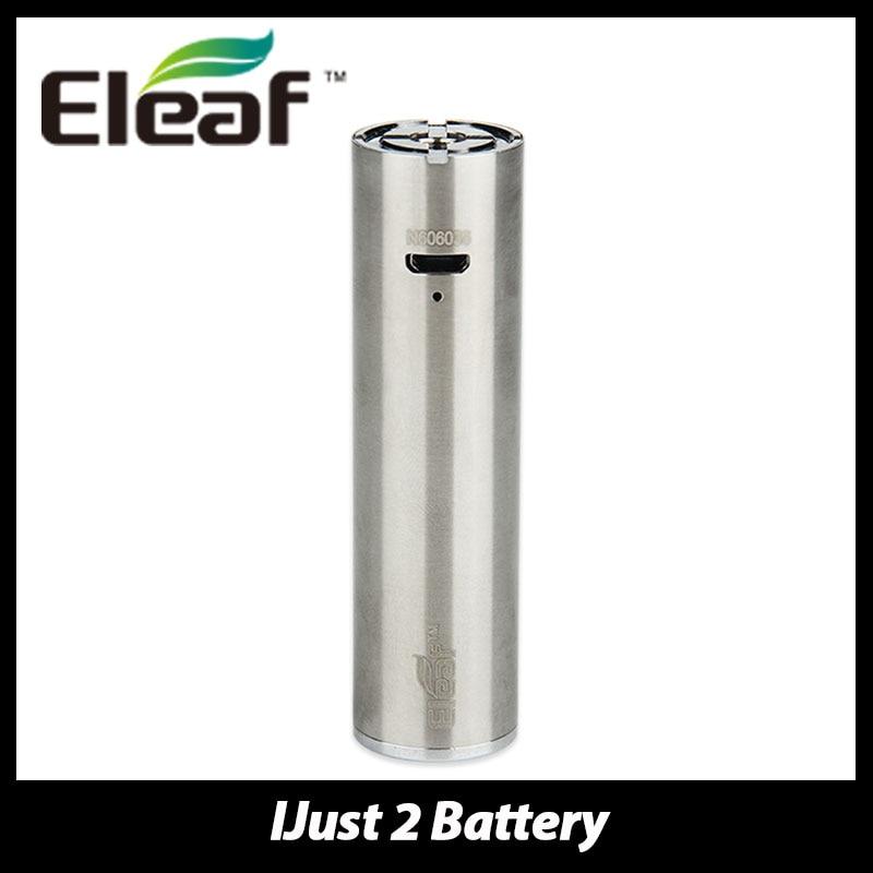 Original Eleaf iJust 2 Battery 2600mAh Capacity for Eleaf ijust2 kit Electronic Cigarette ISmoka ijust 2
