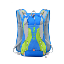 Waterproof Camping running Backpack +1L Water Bag Bladder Outdoor Sports Climbing Cycling Bag Riding Sport Rucksacks Camelback