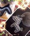 Верховая keychain кристалл лошадь кукла пом бал брелки пушистый сумка подвески натуральный мех пушистый брелоки чистым мешок ошибка