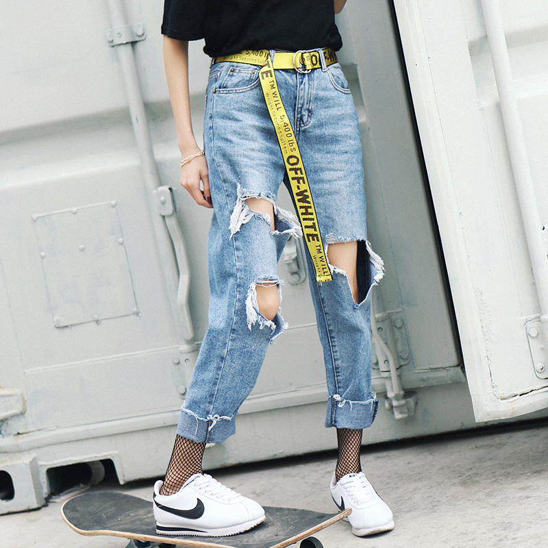 Popular Ripped Jeans Sale-Buy Cheap Ripped Jeans Sale lots from ...