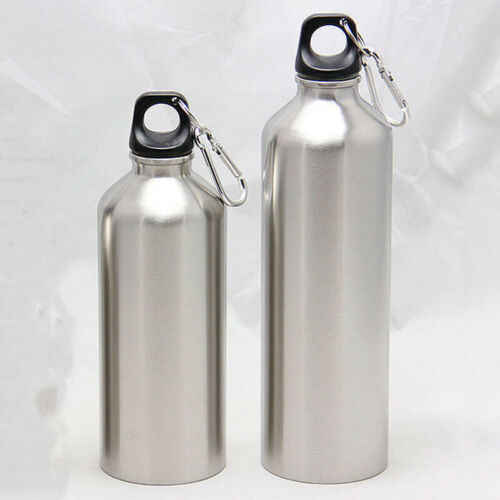 Stainless Steel 500/750ml Water Bottle Outdoor Sport Bottle Cycling Climbing