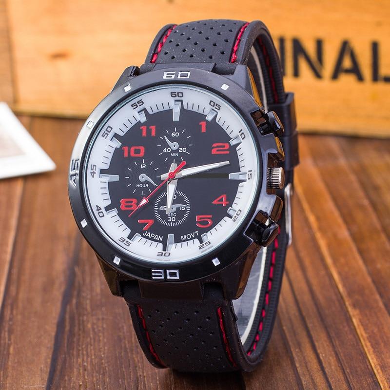 часы для спорта New Outdoor Casual Men Women Quartz Sports Watch Reloj Top Brand Luxury Male Military Watches Zegarek Damski