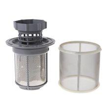 купить Dishwasher Filter Mesh Kit Inner Screen Filters Dish-washing Machine Replacement Dish Washer Filter Parts Drop ship дешево