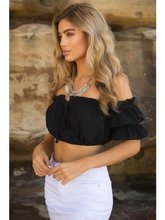 Free shipping European style solid color tops casual women sexy off shoulder short sleeve ruffle short tank tops wild