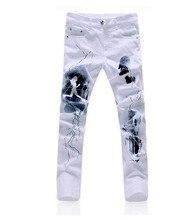 Мужчины в брюки, Узкие брюки мужчины карандаш брюки 28 to34, 36 38, 40