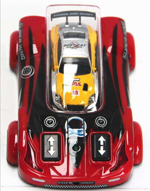 Amazing 1 64 DUAL MINI RC Car toys for children kids remote control car 4wd VS