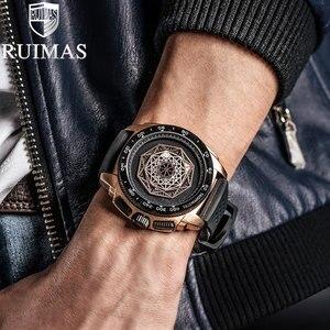 Image 3 - Watches Men Sports Watches Military  Quartz Wrist  Men  Watch Waterproof Clock Male Relogio Masculino Silicone Black