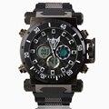 Readeel Relojes Para Hombre de Primeras Marcas de Lujo de Moda Casual Hombres Reloj de Cuarzo Analógico Digital Reloj Militar Hombres Relojes Deportivos 2016