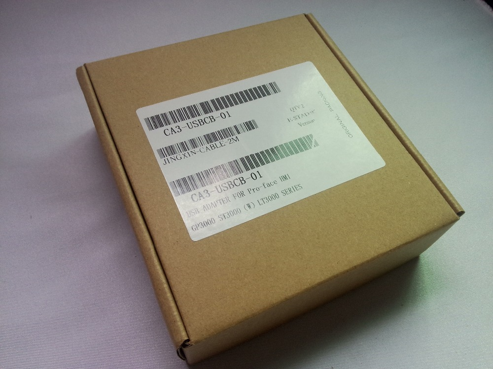 CA3-USBCB-01 HMI PLC USCable CA3USBCB01For PROFACE GP3000 LT3000 ST3000(W) PLC,FAST DELIVERY цены