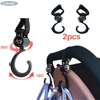 Stroller Hook 2pcs Mummy Bag Acceseries