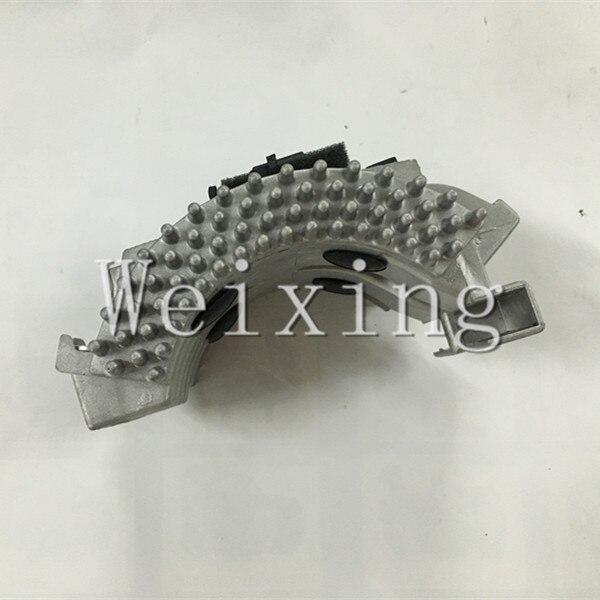 12V/24V Auto air conditioning heater blower motor fan resistor rheostat for BMW 6411 6923 64116923