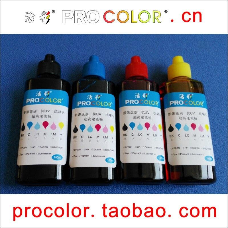 Ən yeni BT6009BK BT5009C BT5009M BT5009Y 100ml boya mürəkkəb CISS - Ofis elektronikası - Fotoqrafiya 2
