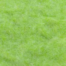 3MM artificial flower powder Nylon Grass   Scene Materia Light Green Turf polypropylene artificial turf grass model green 44 x 36cm