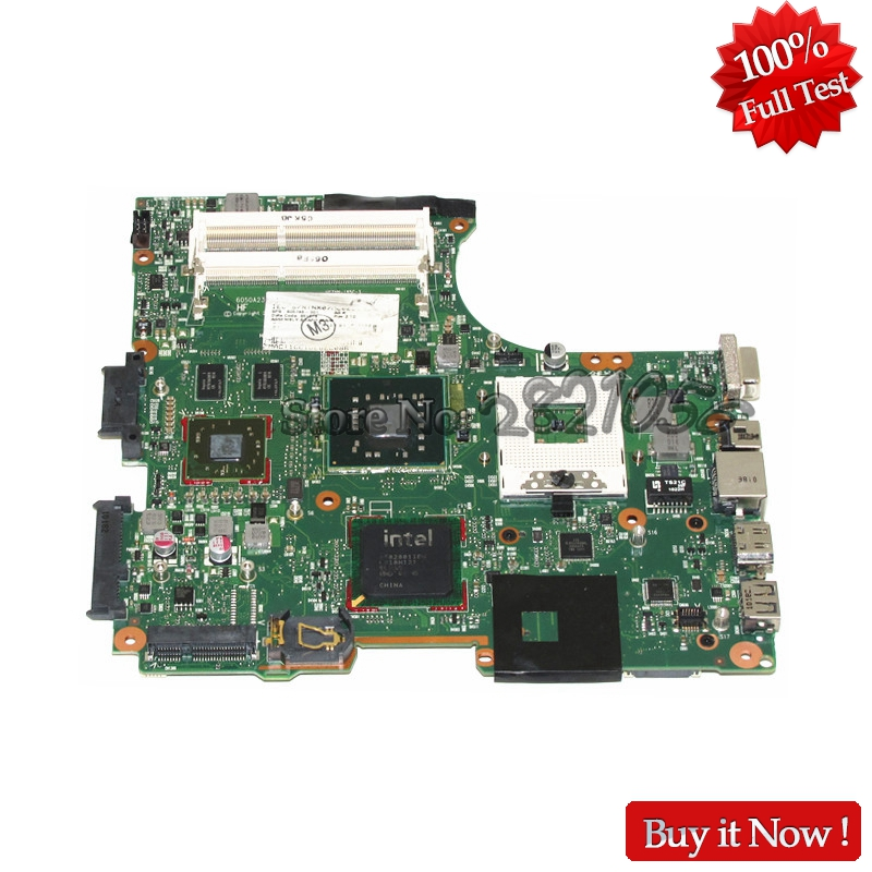 NOKOTION 605746 001 MAIN BOARD For Hp compaq 321 421 621 Laptop Motherboard PM45 DDR2 Free CPU HD5470 Video Card