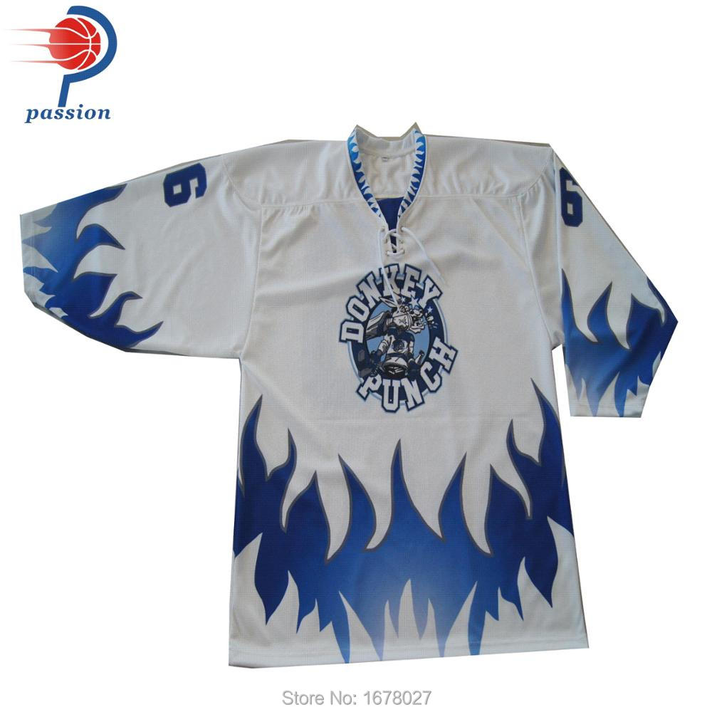 Hockey Practice Shirts Custom Ice Hockey Jersey For Team In Hockey