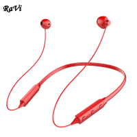 RAVI Bluetooth Earphone Wireless Headphones In Ear Earphones For iPhone Samsung Headphone Bass Sports Waterproof IPX5