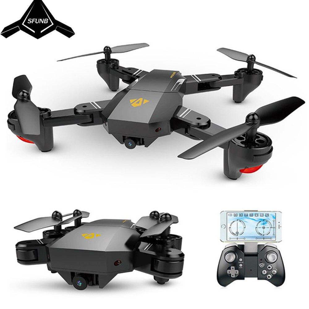 S809 drone HD caméra Wifi transmission drone fpv pression de l'air fixe altitude suspension un bouton d'atterrissage hélicoptère rc