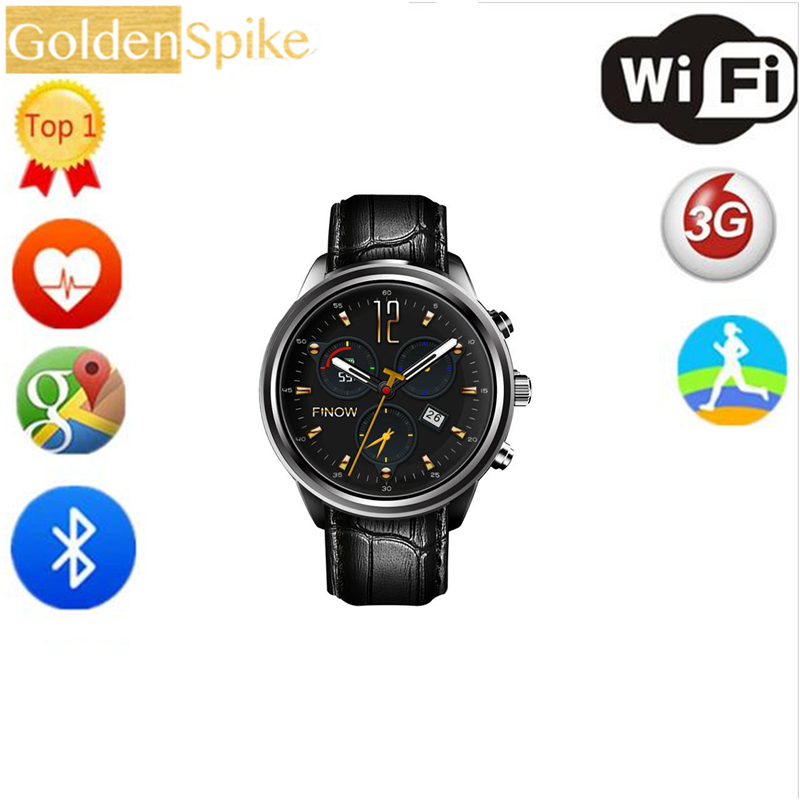 2017 Heart Rate Smart Watch Android Finow watch X5 Air ...