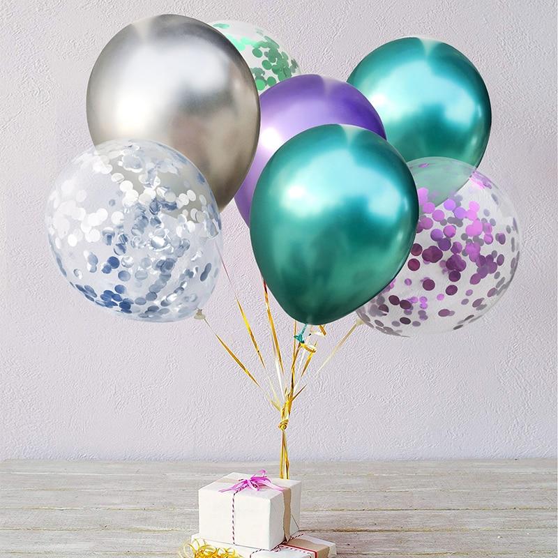 美人鱼30个气球束2