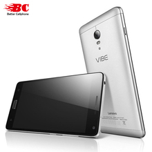 Original Lenovo Vibe P1 Pro P1 C72 4G Android 6.0 Snapdragon Octa core Dual SIM 5.5″ FHD 3G RAM Fingerprint 5000mAh MobilePhone