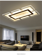 Acrylic Modern ceiling lights for living room bedroom led ceiling lamp lighting fixtures modern irregular acrylic led ceiling lights lustre pmma bedroom dimmable led ceiling lamp led ceiling lighting light fixtures