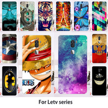Soft TPU Phone Case For Letv Cool 1 Back Cover Painted Skins LeEco cool Dual Leeco Coolpad Cool1 Durable