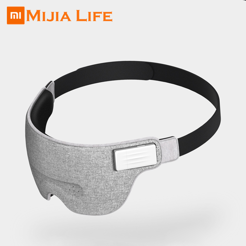 Xiaomi Mijia Brainwave eye mask for sleeping smart real time sleep monitoring custom made music to