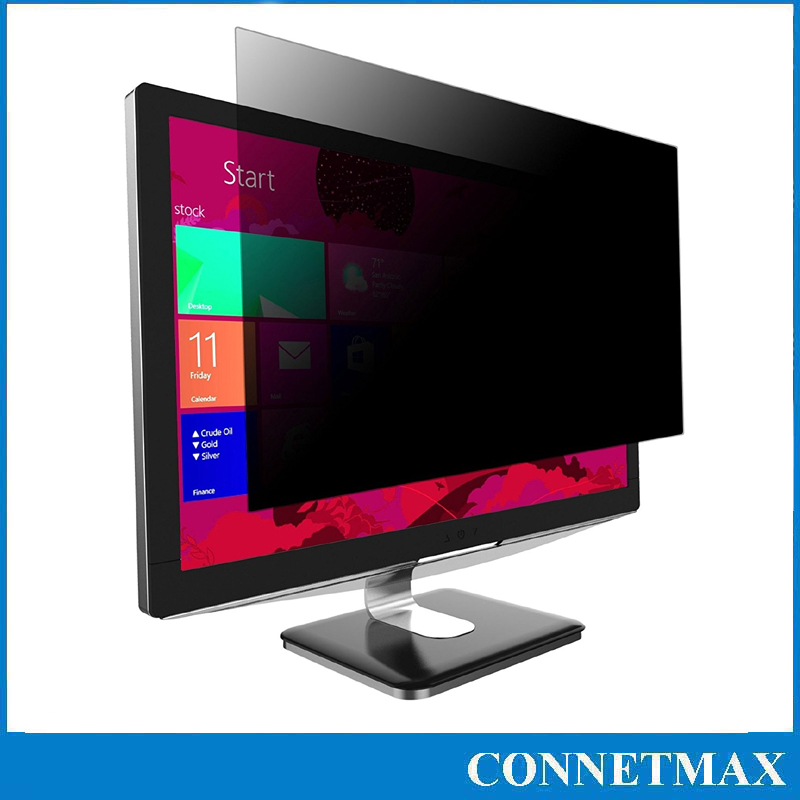 23.8 inch (Diagonally Measured) Anti-Glare Privacy Filter for Widescreen(16:9) Computer LCD Monitors glare 30