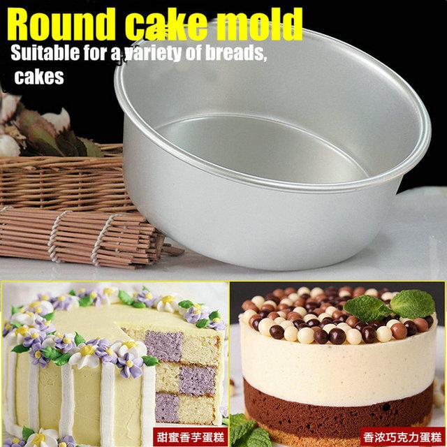 Round 4/5/6/7/8/9/10 Inch Cake Tin