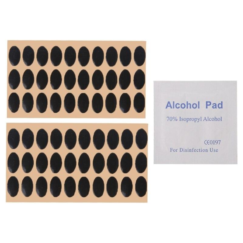 60pcs TEFLON Mouse Feet MOUSE SKATES PADS - For Logitech M215 / M310 / M325