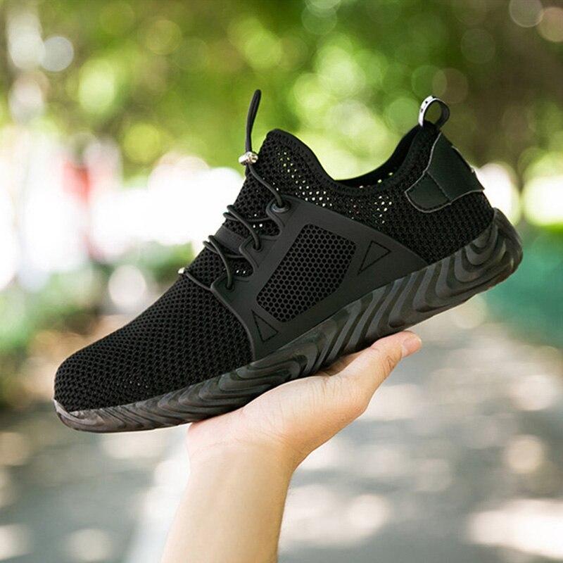 Men Indestructible Shoes Ryder Steel