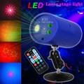 Светодиодный лазерный проектор, голосовое управление, музыкальный ритм, вспышка света для сцены, DJ, дискотека, Клубные танцевальные Вечерни...